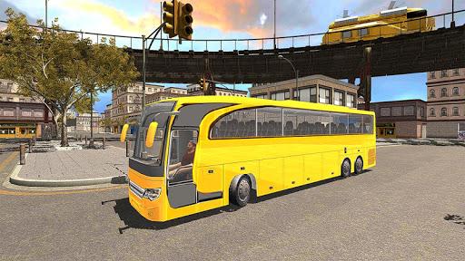 Coach Bus Simulator 2019: New bus driving game 2.0 screenshots 4