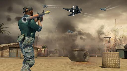 Jet Sky War Fighter 2019: Airplane Shooting Combat 1.1.8 de.gamequotes.net 1