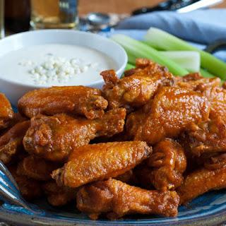 Classic Buffalo Wings.