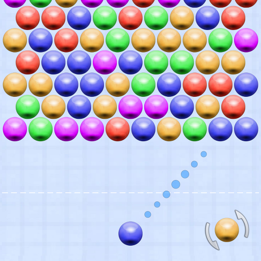 Bubble Shooter Delight (game)