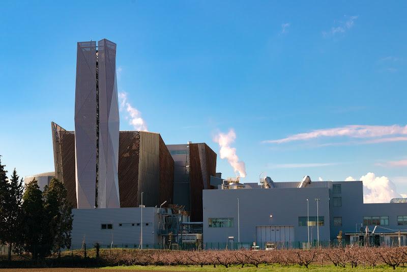 centrale biomasse di Merida