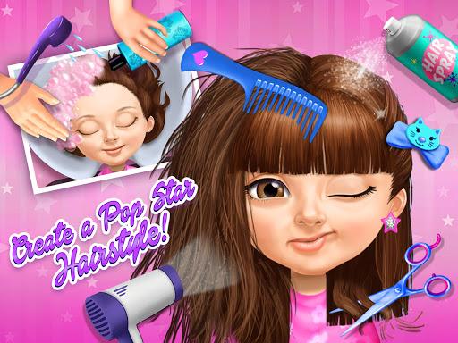Sweet Baby Girl Pop Stars - Superstar Salon & Show 3.0.10002 screenshots 9