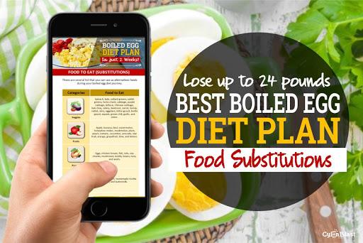 Best Boiled Egg Diet Plan 1.3 screenshots 6