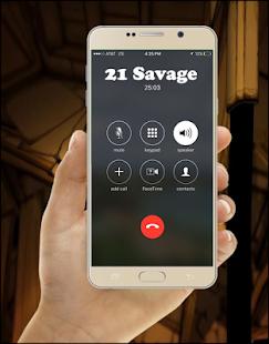 Call from 21 Saυage - Prank - náhled