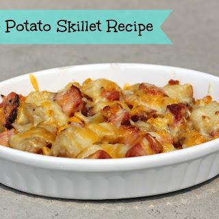 Ham & Potato Skillet