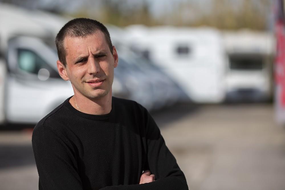 Anthony, Chef d'équipe SAV