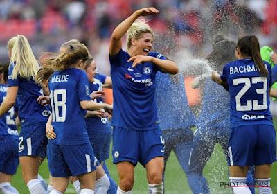 Les clubs du top s'investissent de plus en plus dans le foot féminin