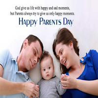 Happy Parents DayGreeting,Photo Frames,GIF,Quotes