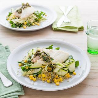 Fried Fish Salad Recipes