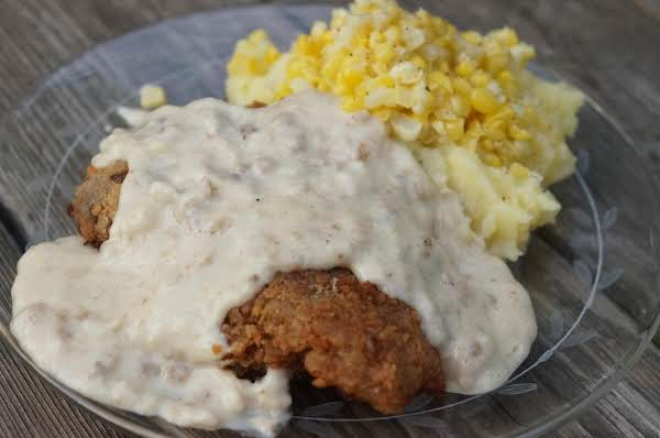 Chicken Fried Steak And Gravy Recipe