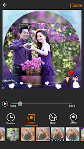 Wedding Video Maker screenshot 0