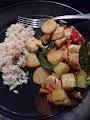 Bbq Chicken Stir-fry Recipe