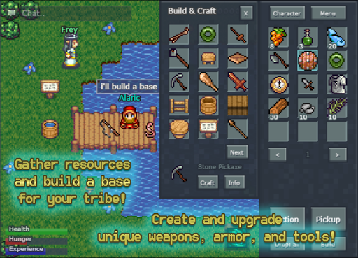 Mystera Legacy - MMORPG Sandbox 1.0.1 Cheat screenshots 1