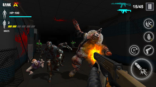 Zombie Shooter - Survival Games  screenshots 1