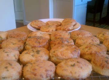 Big Bill's White Cheddar & Jalapeno Biscuits Recipe