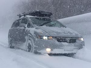 オデッセイ RB2 4WD アブソルート 前期のカスタム事例画像 Tsuru(ツル)さんの2020年02月23日15:09の投稿