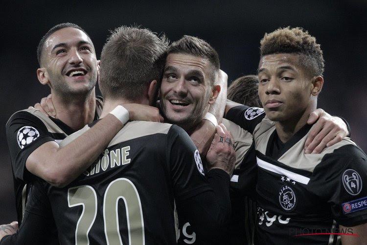 Après sa qualif fantastique, l'Ajax privé de supporters en quarts ?