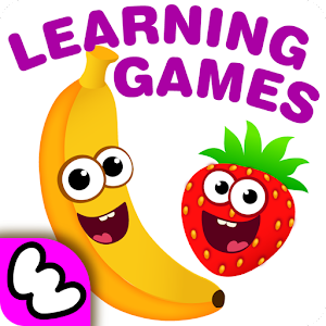 Funny Food 3! Math kids Number games for toddlers for PC