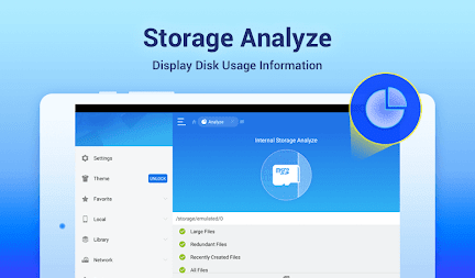 ES File Explorer File Manager APK screenshot thumbnail 10