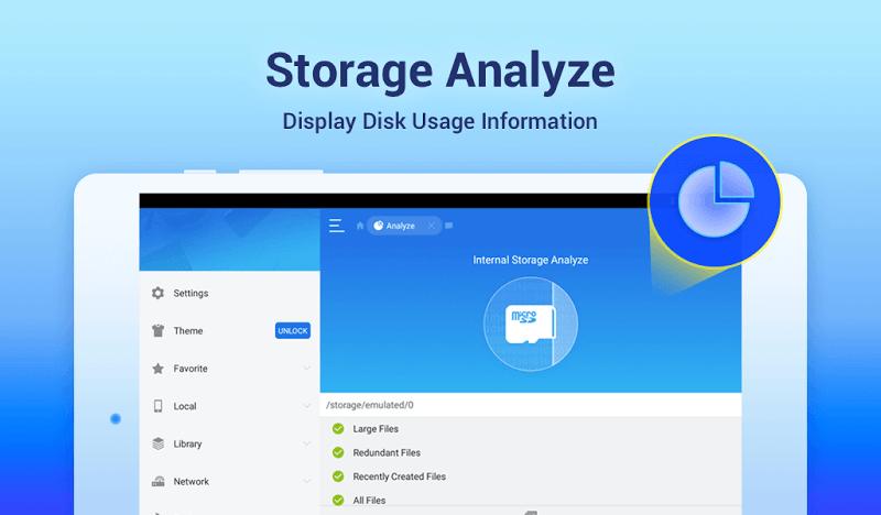 ES File Explorer File Manager Screenshot 9