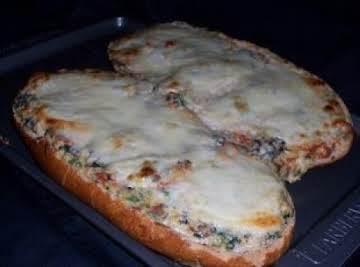 Hamburger French Bread Loaf