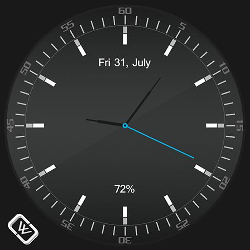 Tilt Watch Face