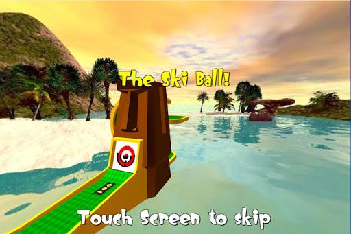 Tiki Golf 3D FREE  screenshot 4