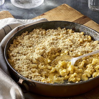 Mayim Bialik's Vegan Mac n Cheeze.