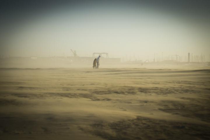 Sandstorm di bondell