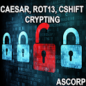 Caesar, Rot13 and Shift CIPHER icon