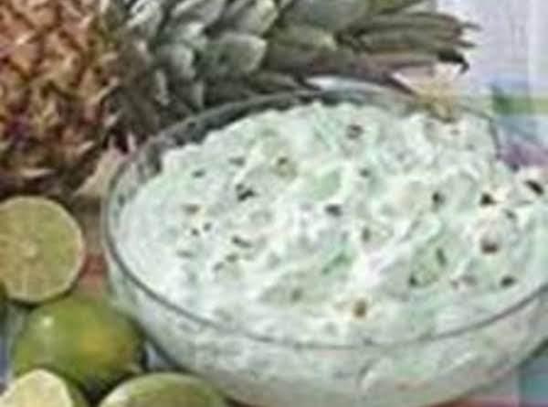 Pineapple Rice Creamy Salad