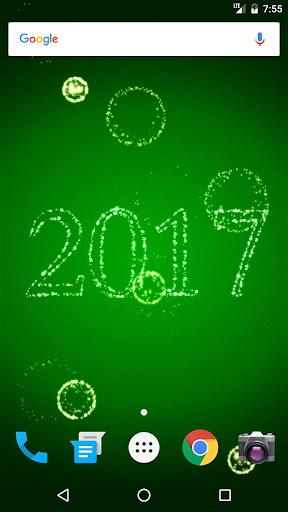 New Year Fireworks Live Wallpaper 2019 1.1.8 screenshots 2