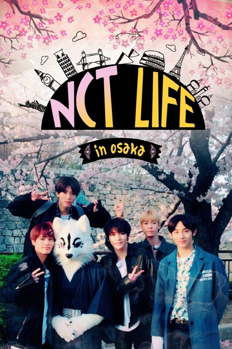 nct life osaka poster