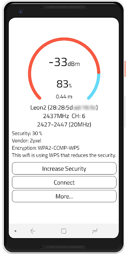 WiFi Warden 2.4.2 screenshots 2