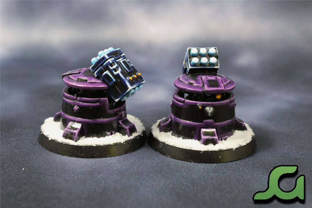 DS8 tactical support turrets