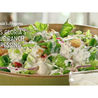 Miss Gloria's Blue Ranch Dressing