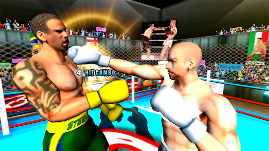 Fists For Fighting (Fx3) 2