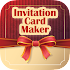 Invitation Maker, Birthday & Wedding Invitations 23.0