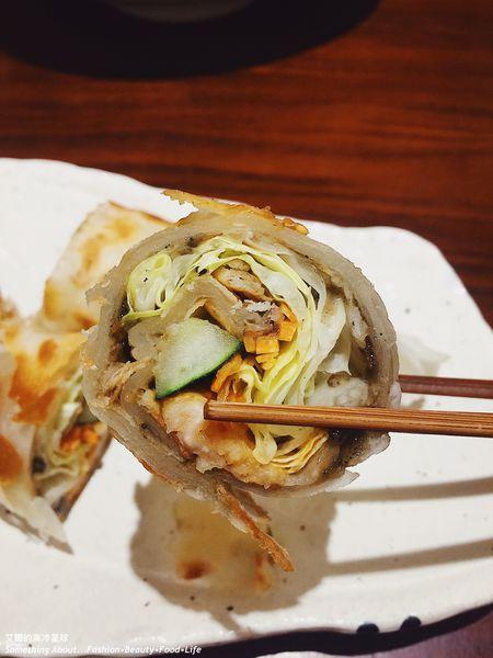 穗科手打烏龍麵-來點輕食吧!甩油大作戰! 好吃又健康 還有絕對不能錯過的手卷野菜餅!