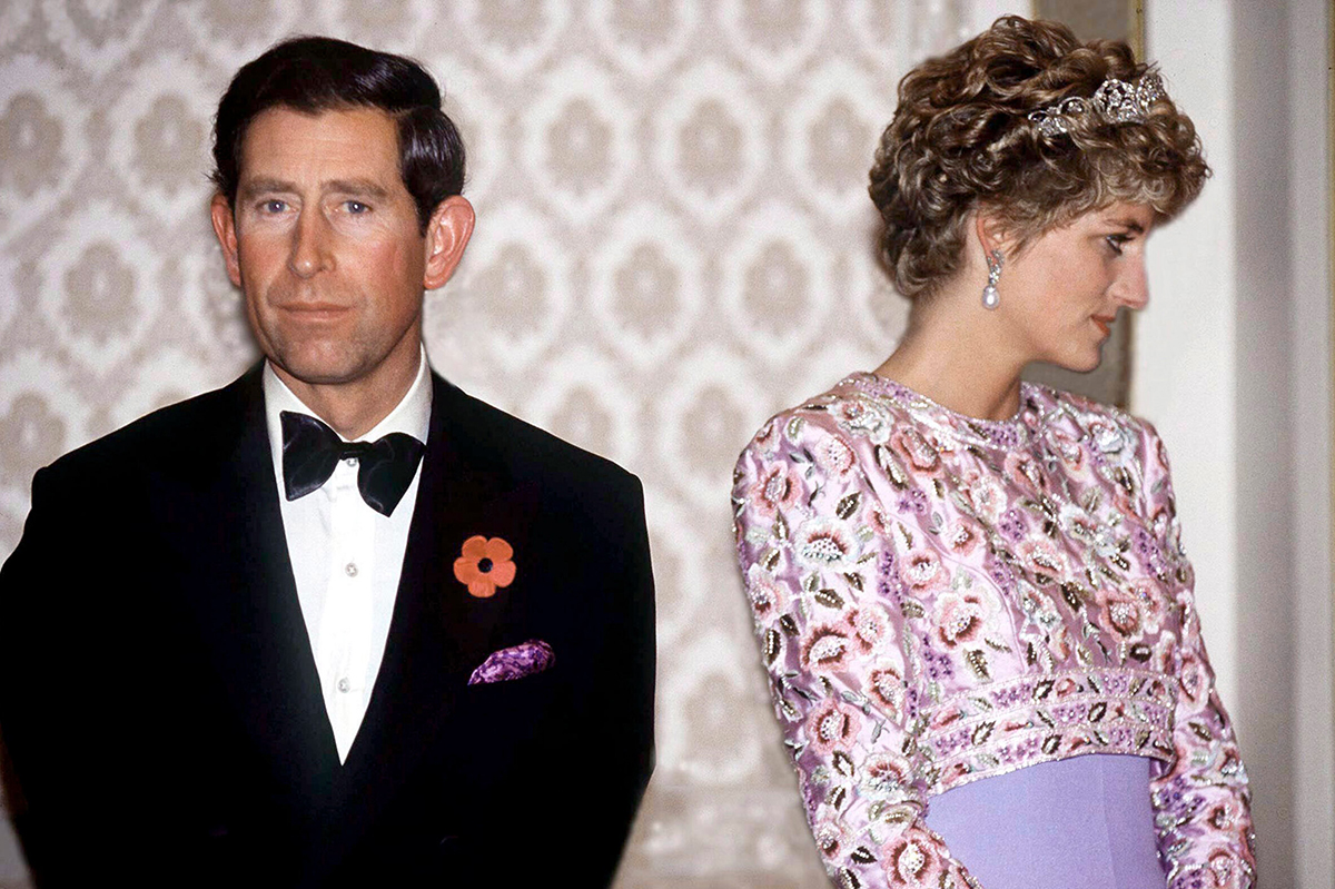 Брак без любви - примеры из жизни знаменитостей. Принц Чарльз и принцесса Диана