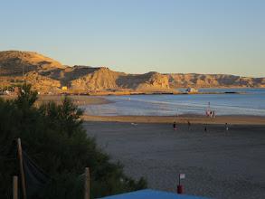 Photo: Puerto Piramides beach