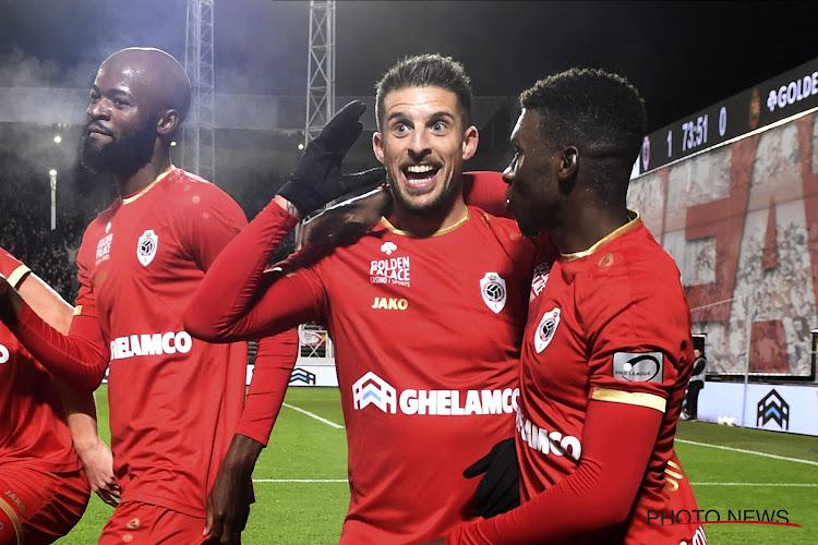 Mirallas volgt spoor Bolat en vertrekt ook bij Antwerp