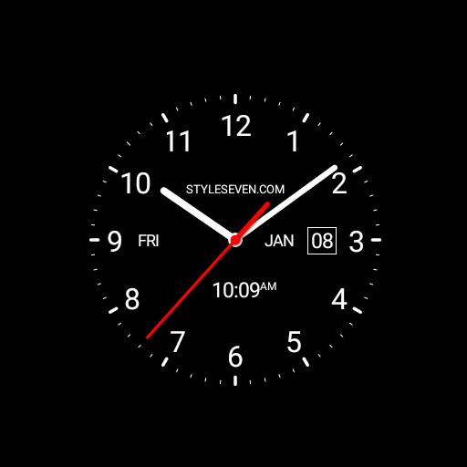 Analog Clock AW-7 PRO