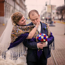 Wedding photographer Ekaterina Buslaeva (KATARINA31). Photo of 12.02.2016