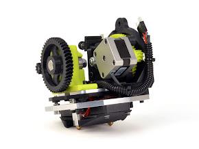 LulzBot TAZ Flexy Dually Tool Head v2