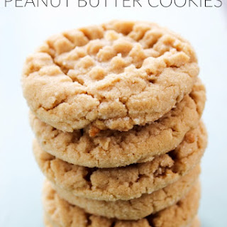 Best Ever Peanut Butter Cookies.