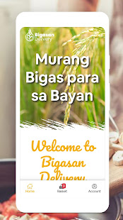 Bigasan Delivery 1.0.2 APK + Mod (Free purchase) untuk android