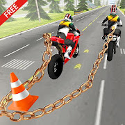 Chained Bikes 3D