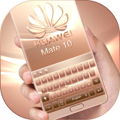 Keyboard for HUAWEI mate10 Gold