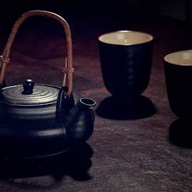 Japanese Tea Service by Brett Styles - Food & Drink Alcohol & Drinks (  )